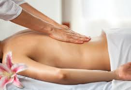 A deep massage can help move toxins out of your body